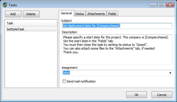TMS Workflow Studio full screenshot