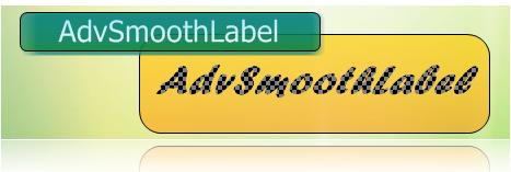 TAdvSmoothLabel