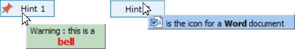 vcl html hint