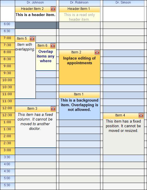 Iwplanner on Horizontal Bar Chart