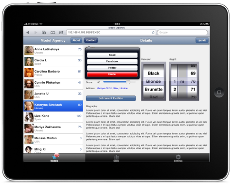 TMS IntraWeb iPhone Controls Pack v2.4.0.0 Full Source