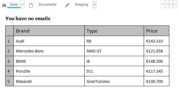 Delphi component VCL TAdvOfficePager