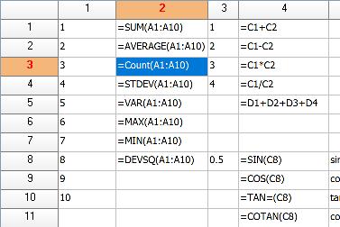 Delphi component VCL Grid