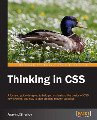 Thinking in CSS by Aravind Shenoy