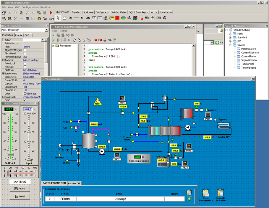 Tms software blog where in the world is tms diagram studio it uses diagram studio in a very customized and integrated way alowing the end user to build the plants and then running changing colors and status of ccuart Images